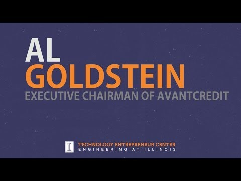 Al Goldstein - Getting Investors: Building a Clear Plan