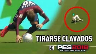3 COSAS QUE PUEDES HACER EN PES 2018 Y NO EN EL FIFA 18
