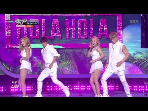뮤직뱅크 Music Bank - Hola Hola - KARD.20170728