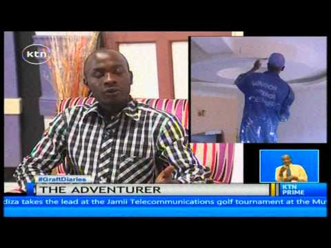 Meet interior designer Ismail Wakhone minting upto 15 million shillings in annual turnover