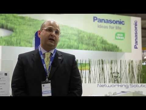 SPS Italia 2013. Intervista a Michele Frare (Panasonic Electric Works Italia)