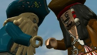 LEGO Pirates of the Caribbean Walkthrough Part 15 - The Maelstrom (At World