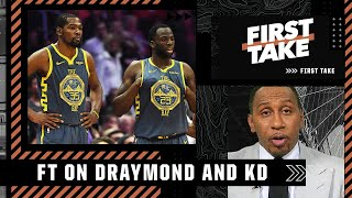 Stephen A. on why multiple NBA players were 'offended' the Warriors suspended Draymond