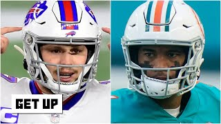 How will Tua Tagovailoa perform without Ryan Fitzpatrick against the Bills? | Get Up