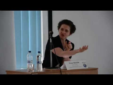 Pınar Bilgin: Changing Boundaries in Europe: a Critical Assessment of the Geopolitical Perspective