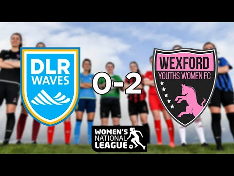 WNL GOALS GW9: DLR Waves 0-2 Wexford Youths