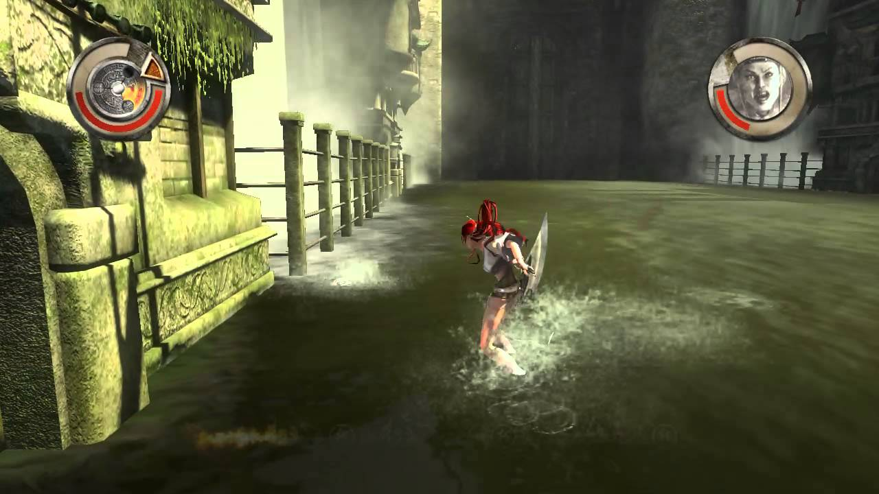 Heavenly Sword Whiptail And Twing Twang 2 2 Youtube
