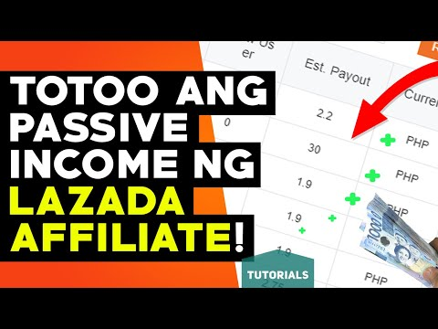 Easy Money in Lazada Affiliate Program | Sobrang dali lang kumita dito!