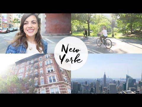 Un weekend à New York