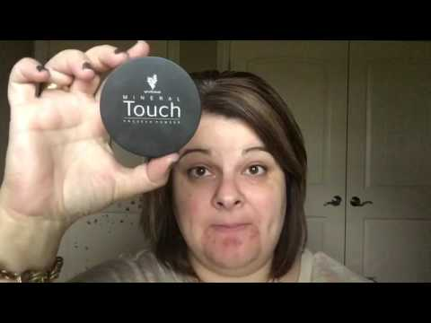 Touch Mineral Pressed Powder