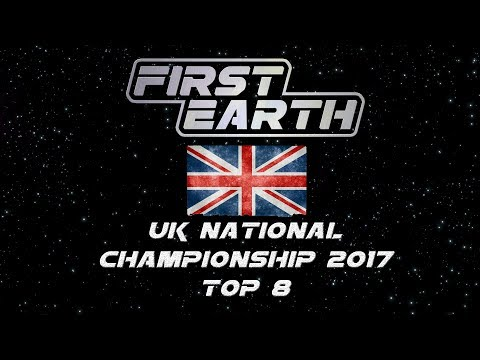 X-Wing UK National Championship 2017: Top 8