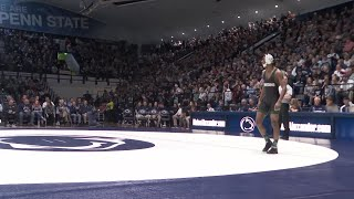Extended Highlights: Penn State Wrestling Dominates Michigan State