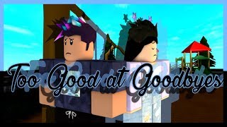[PART 1] Sam Smith - Too Good at Goodbyes (Cover) | ROBLOX Music Video