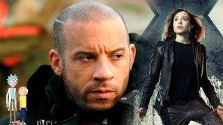 Режиссер «Дэдпула» и новый мутант. Вин Дизель сыграет Бладшота. 4 сезон Рика и Морти задерживается