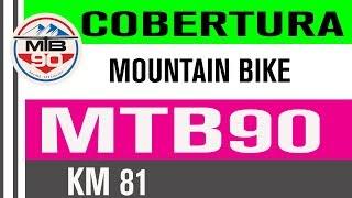 Cobertura mountain bike 2018 - KM 81