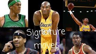 NBA Tarihine Damgasını Vurmuş 5 İmza Hareketi (DREAM SHAKE, SKYHOOK)