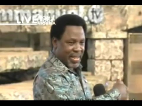Download SCOAN 13/11/16: The Full Live Sunday Service with TB Joshua At The Altar