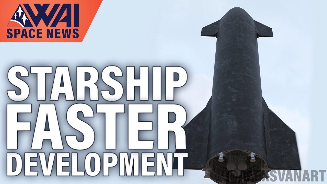 SpaceX Starship Progress Speeding Up! NASA SLS Mega Rocket Update!