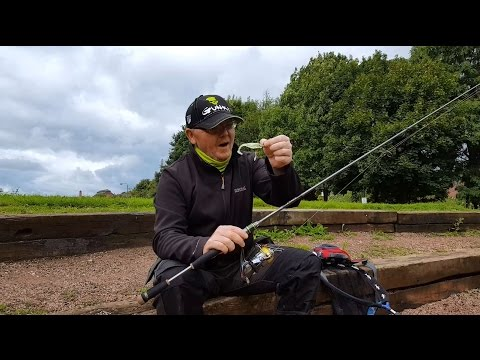 Jigging And Dropshotting For Perch. Perch Fishing On The Canal