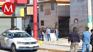 Rafaguean a delincuentes en Puebla
