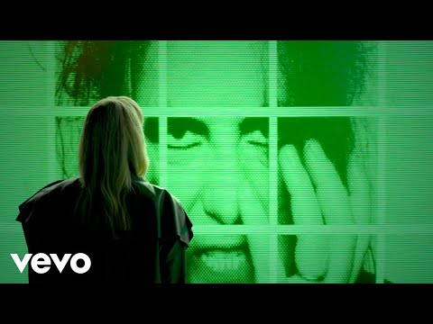CHVRCHES, Robert Smith - How Not To Drown (Official Video)