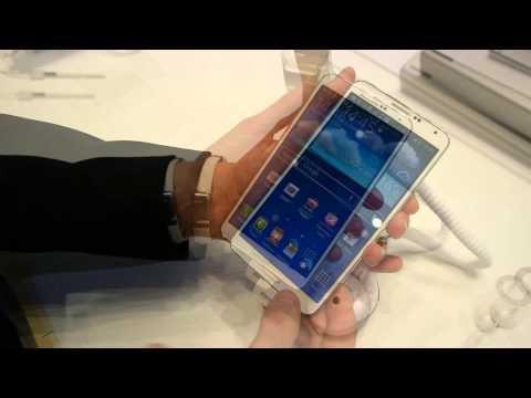 Samsung Galaxy Gear y Note 3: Toma de contacto