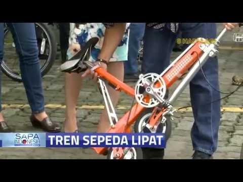 Tren Sepeda Lipat Bag 1 Youtube
