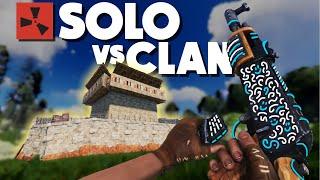 Rust - Solo Veteran Humiliates Clan!