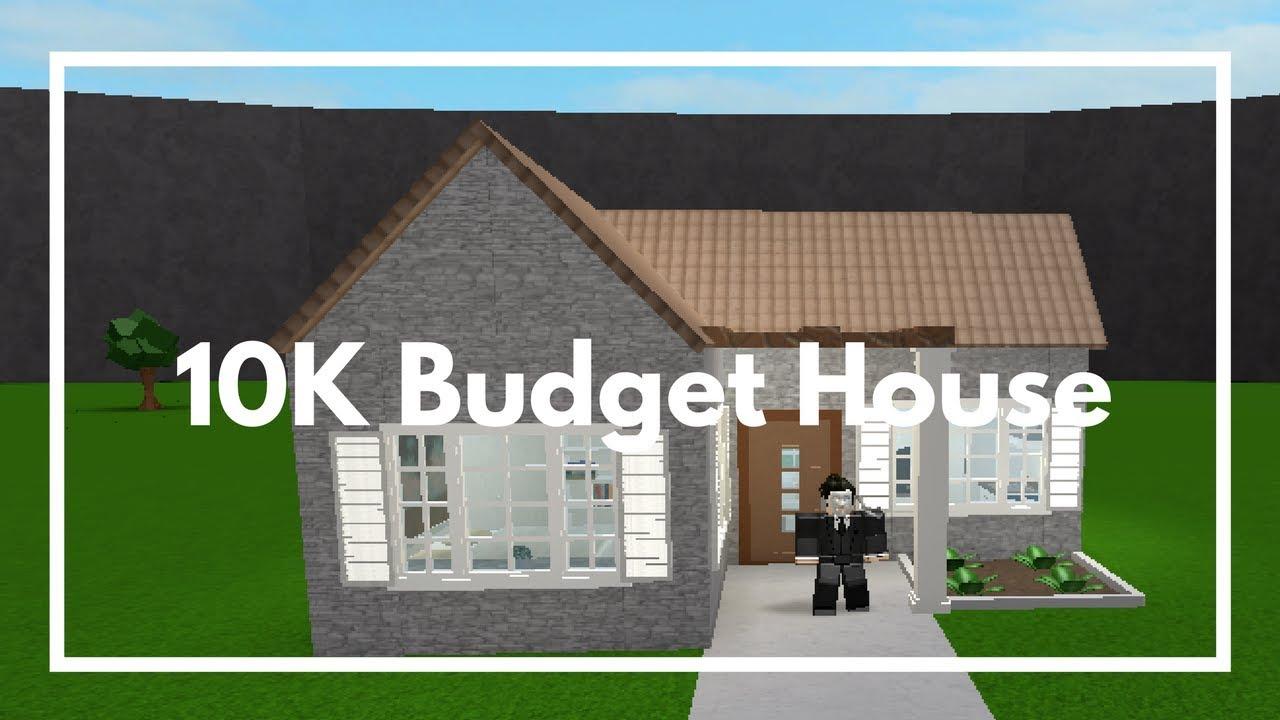 10K Budget House. - YouTube