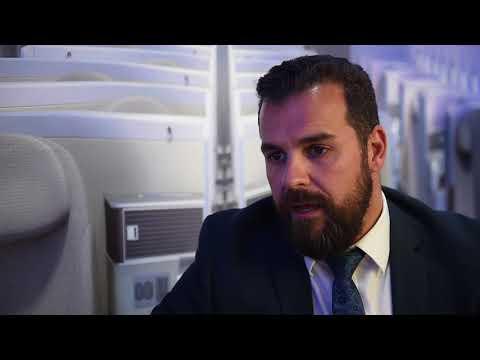 Ricardo Dinis, UK sales manager, TAP Portugal