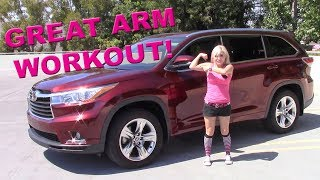 SUVs, From a Short Girl's Perspective | TOYOTA HIGHLANDER
