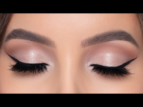 Soft Classic Everyday Eye Makeup Tutorial