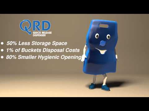 Don't cha wish your bucket was QRD?!