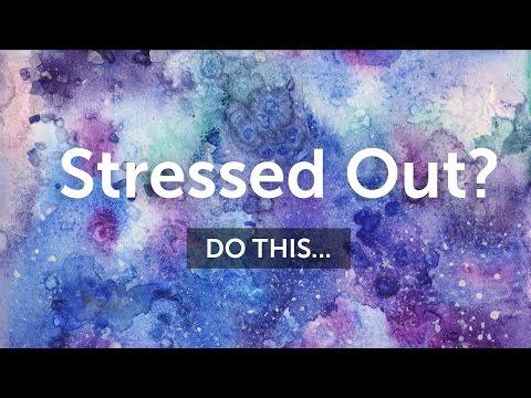 Feeling Stressed Out? De-stress Through Art
