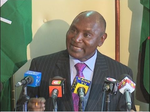 Ouko fights back; Is the Auditor General being hounded out of office?