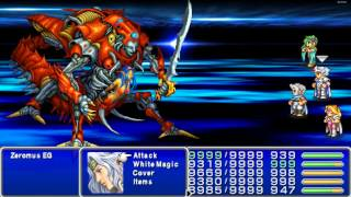 Final Fantasy IV (PSP) - Superboss (Zeromus EG)