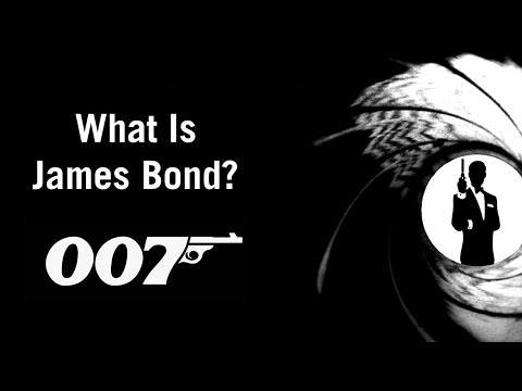 What is James Bond?