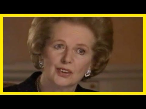 Why thatcher would tell eu to stick divorce bill: europe is 'out to get as much as it can' News Tod