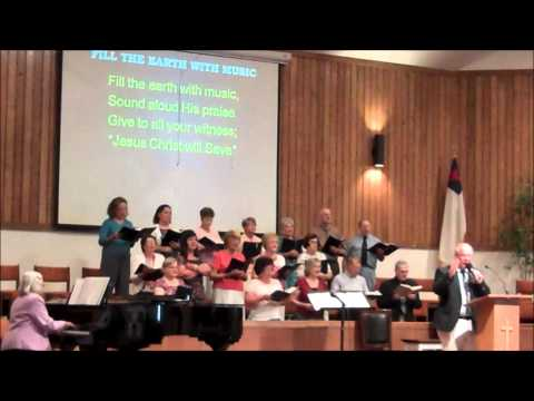 """First Hemet   Mother's Day service   May 12, 2013   """"Fill the Earth with Music""""   7 of 14"""