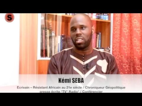 KEMI SEBA: FRONT ANTI CFA, STRATEGIES ET VISIONS POLITIQUES