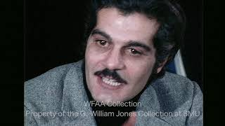 Omar Sharif in Dallas in February 1970