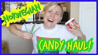 Norwegian Candy Haul!