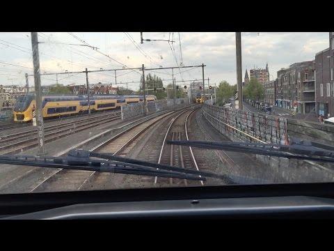 Dodenherdenking in de trein 4 mei 2015
