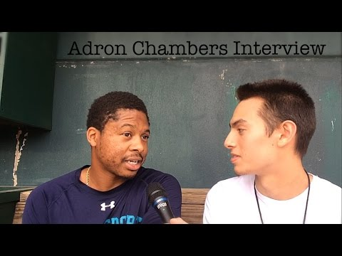 Adron Chambers Interview