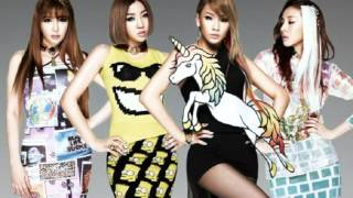 2NE1 - I Love You ringtone + DL Part 1 (by FueisAmber)