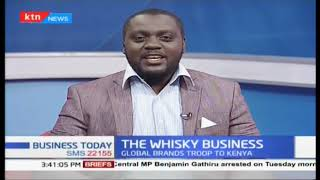 Global Glennfidich Brand Ambassador Struan Grant Ralph on why whisky uptake in Kenya