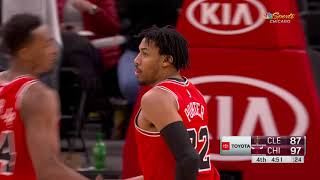 Chicago Bulls vs Cleveland Cavaliers | March 10, 2020