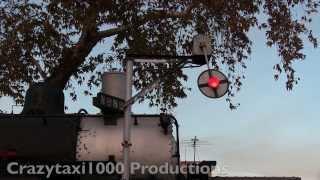 Wig Wag Railroad Crossing-- San Bernardino, CA