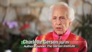 Charlotte Gerson: On Cancer and Disease (Charlotte Gerson: Syövästä ja sairaudesta)