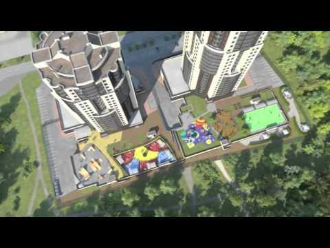 презентация жилого комплекса Антарес в Екатеринбурге